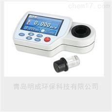 稳定性能好的便携式高精度水中甲醛测定仪