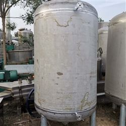 5000L二手5吨不锈钢储罐