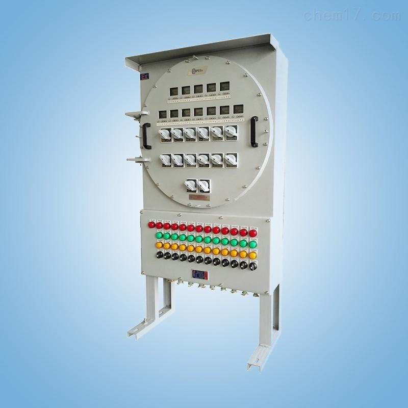 电伴热带防爆数显温控箱