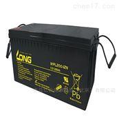 广隆蓄电池WPL155-12N/12V155AH电源报价