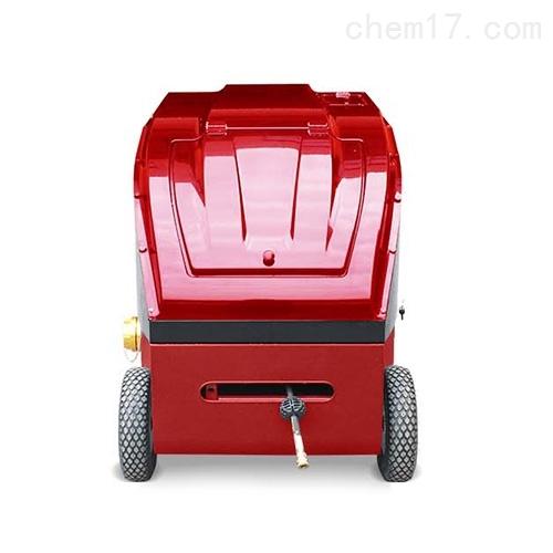 电动推车式细水雾灭火系统的应用