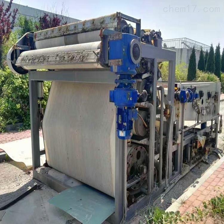 二手污泥处理带式脱水压滤机