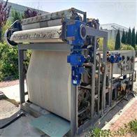 3米宽二手浓缩带式污泥处理压滤机价格