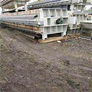 300平方二手河道淤泥隔膜压滤机供应商