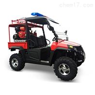 UTV450-2全地形消防摩托车地盘的作用