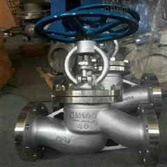 J41H-40P-100不锈钢截止阀