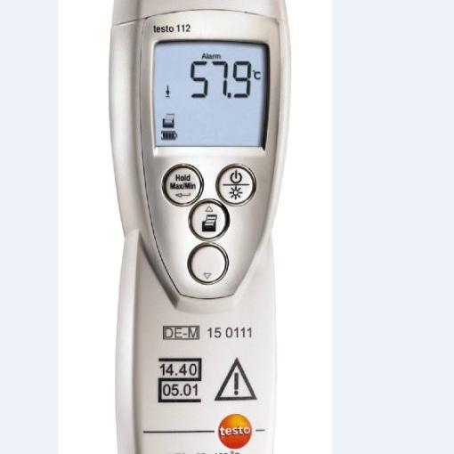 德图testo高精度测温仪 - PTB认证
