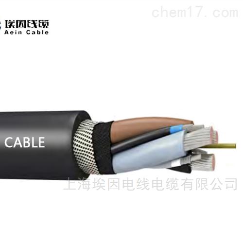 PUR卷筒机电缆 2.5*5C行车电缆