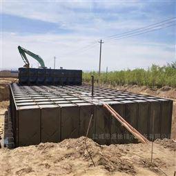 为什么选择抗浮式地埋式箱泵一体化消防泵站