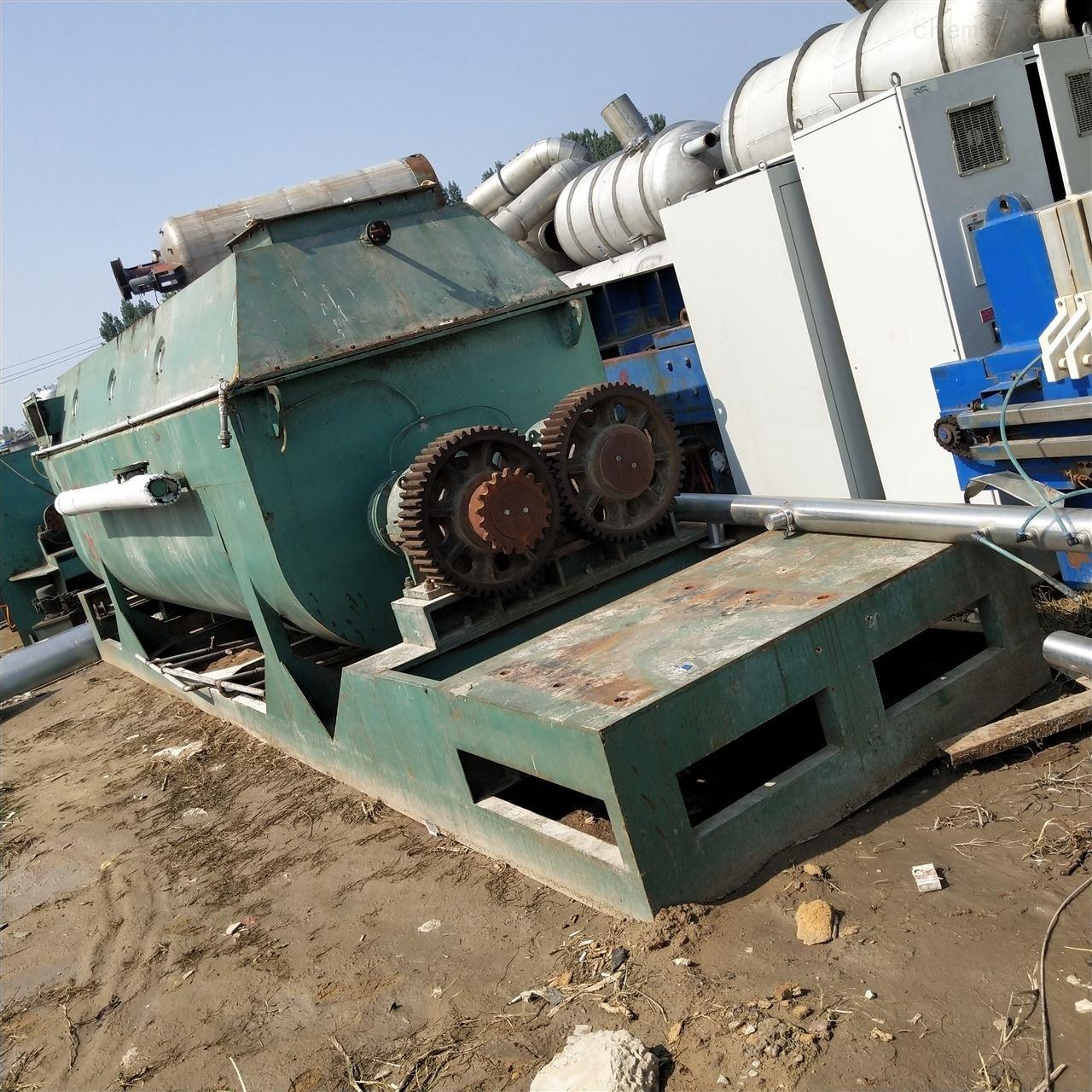 出售二手矿渣污泥干燥机 型号齐全