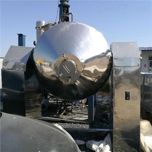 二手双锥真空干燥机回收