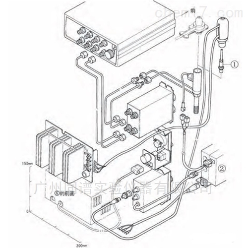 岛津GC-14A/B 火焰热离子检测器FTD配件