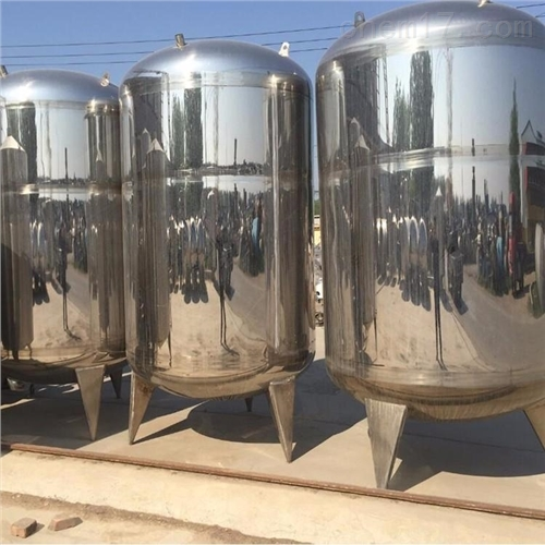 二手不锈钢储存罐价格