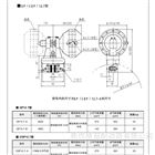 PDE5氣動盤式製動器PDE5