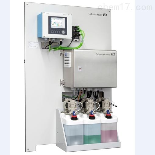 瑞士E+H清洗和标定系统