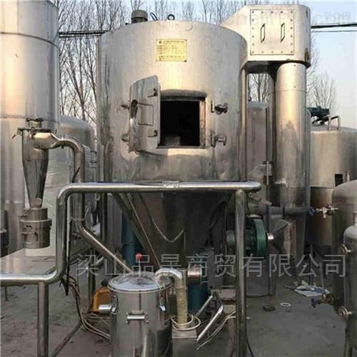 二手250升不锈钢喷雾干燥机