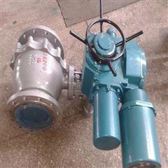 Q941H-16C-200电动碳钢硬密封球阀