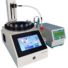 KFas-3012G多通道卡氏水分進樣器/卡氏爐(通用版)