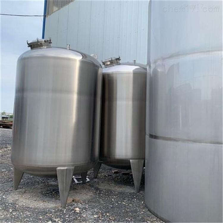 二手2吨储罐 不锈钢