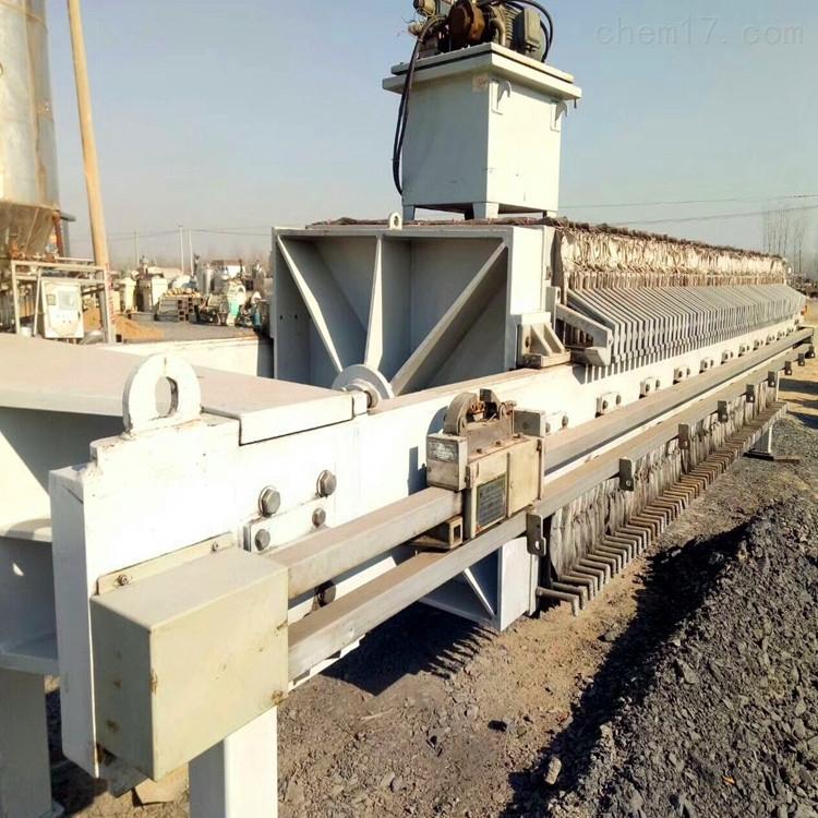 供应二手隔膜压滤机污泥用