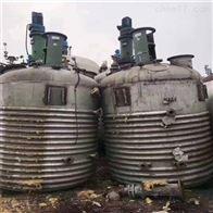 厂家供应二手10吨不锈钢反应釜