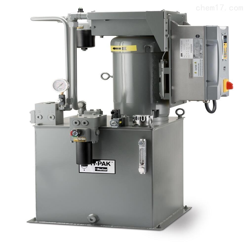 美国派克 PARKER定量液压动力单元