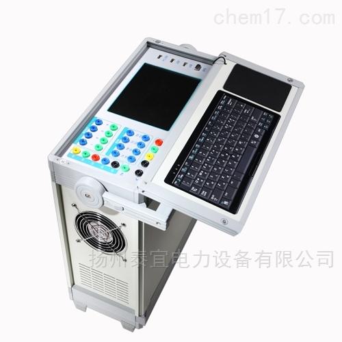 五级承试类高精度微机继电保护测试仪设备