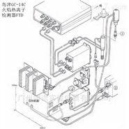 岛津GC-14C 火焰热离子检测器FTD相关配件