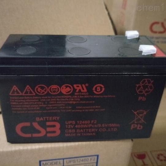CSB蓄电池UPS12460直流电源