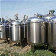供应5立方不锈钢双层搅拌罐二手价