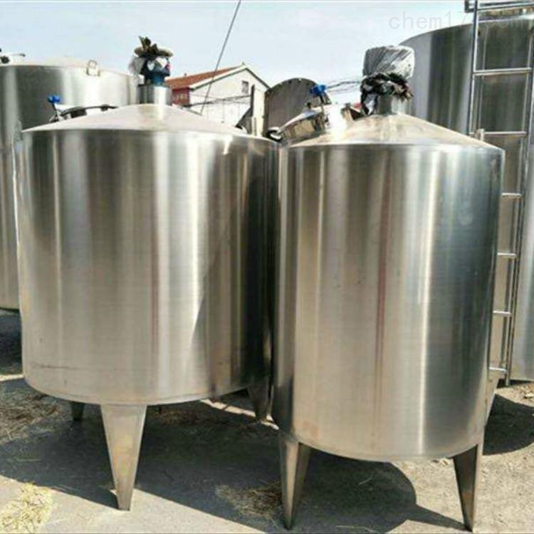 供应1吨二手电加热洗洁精搅拌机