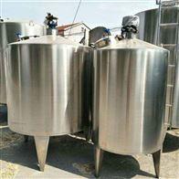 转让二手6吨不锈钢立式储罐