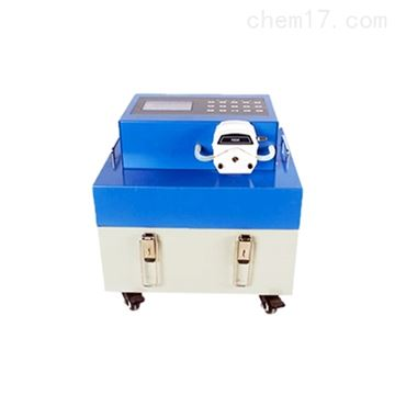 LB-8000G冷藏功能等比例全自动水质采样器