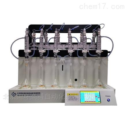 一體化智能蒸餾儀