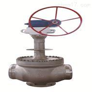 DQ61F-16P上装式超低温球阀质量可靠