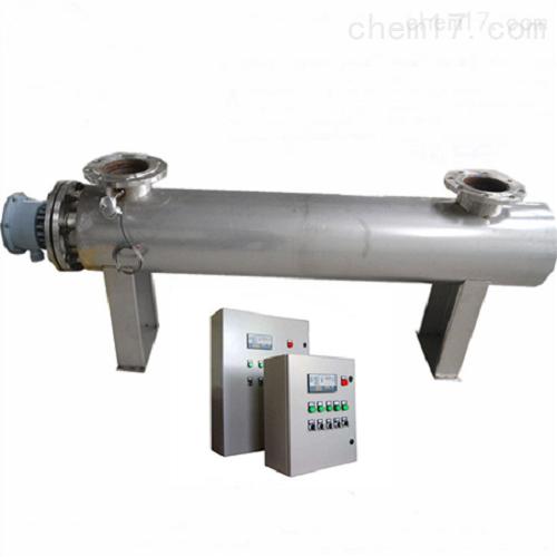熔喷机管道式加热器设备