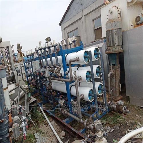 二手35吨水处理装置现货出售