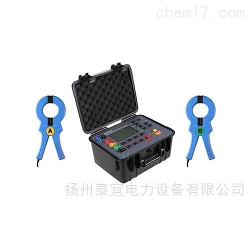 五级承试双钳口接地电阻测试仪