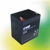 12V4.5AHCGB长光蓄电池CB1245报价
