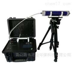 2017型泵吸靜電收集能譜分析法測氡儀
