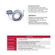 进口防水温度传感器