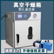 真空干燥箱 真空烘箱 真空加热箱内置真空泵