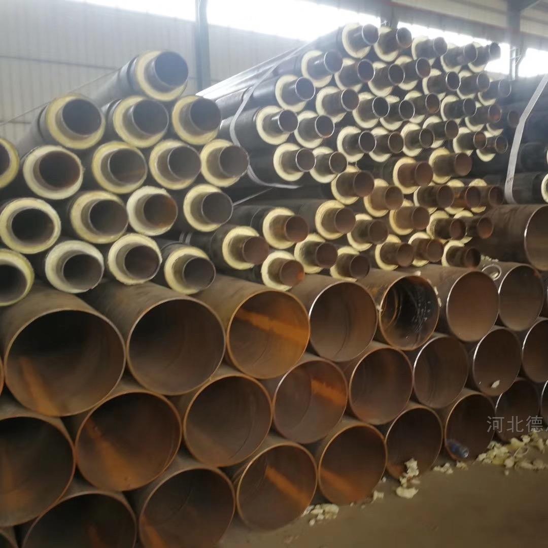预制直埋保温管专业生产标准规格