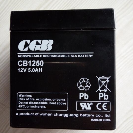 CGB长光蓄电池CB1250办事处