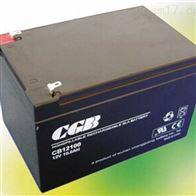 12V10AHCGB长光蓄电池CB12100原装