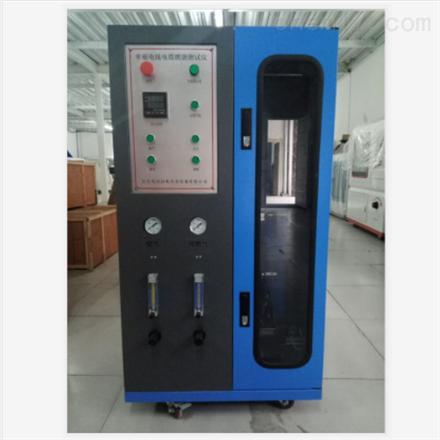新款GZRS系列单根电线垂直燃烧试验仪