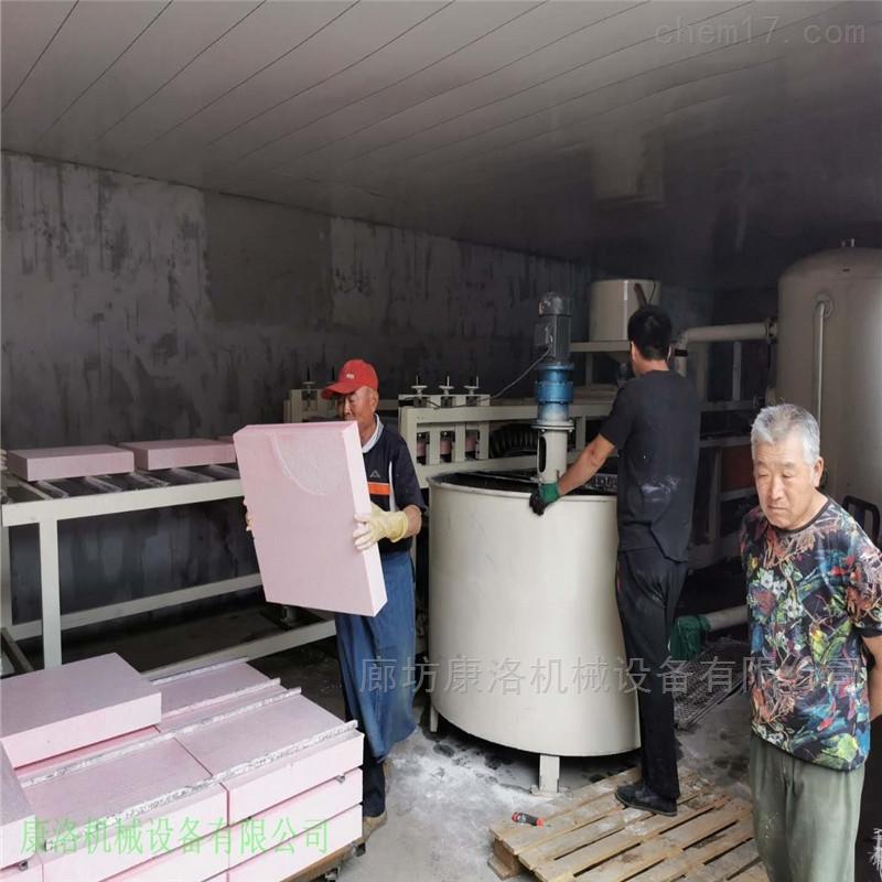A级聚苯渗透防火板设备厂家参数