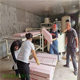 齐全山东硅岩净化板设备硅岩板生产线