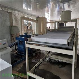 齐全防火阻燃硅质板设备渗透保温板生产线