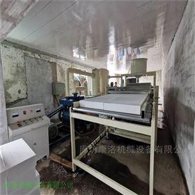 齐全聚苯渗透板设备运行硅质聚苯板生产设备